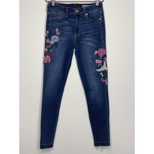 Aeropostale High Waisted Ankle Jegging Jeans 007